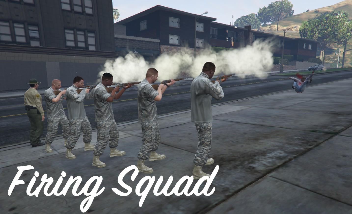 Firing Squad - GTA5-Mods com