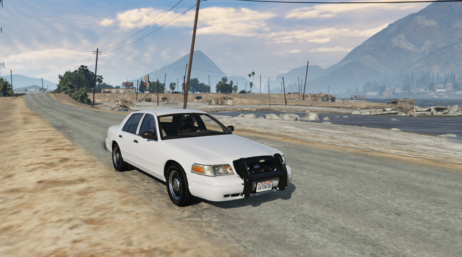 Ford Crown Victoria 2011 Retired  Add-on