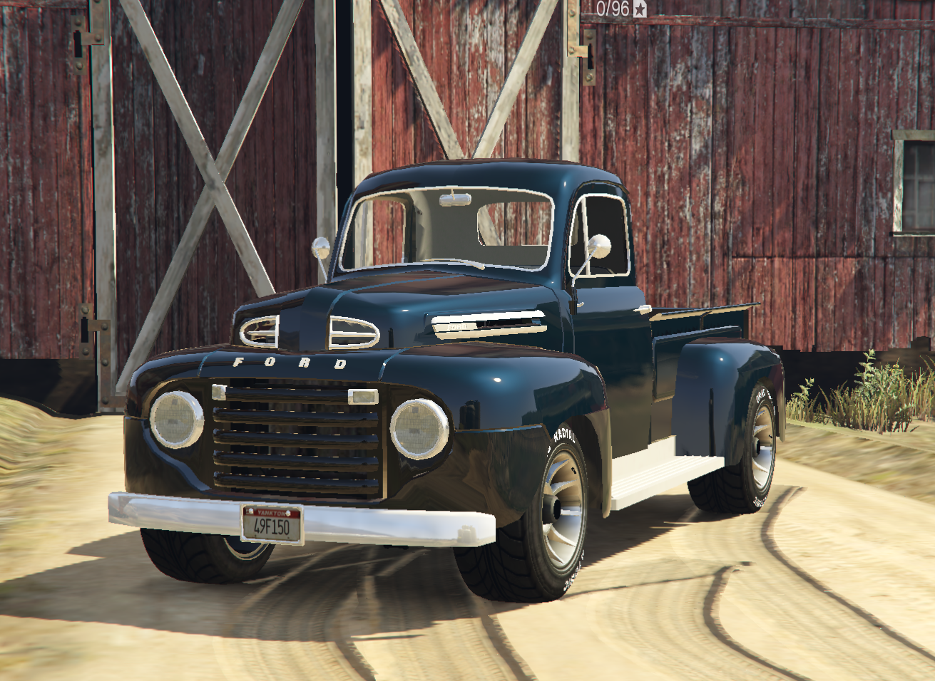 1949 ford f150 gta5. Black Bedroom Furniture Sets. Home Design Ideas