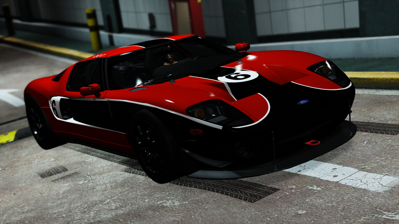 Ford Gt Need For Speed Carbon Nikki S Livery Gta5 Mods Com