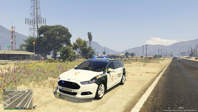 Ford mondeo sw guardia civil trafico gta5 - Guardia civil trafico zaragoza ...