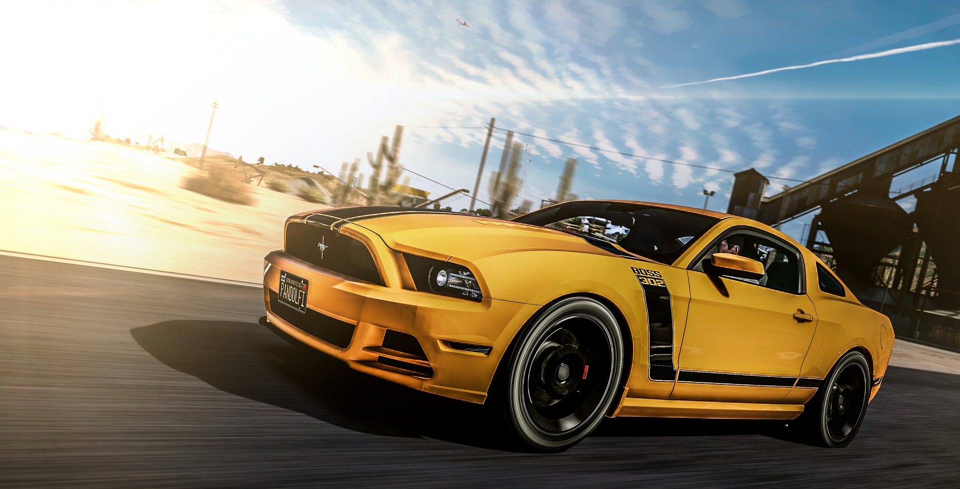 ford mustang boss 302 2013 add on replace hq gta5. Black Bedroom Furniture Sets. Home Design Ideas