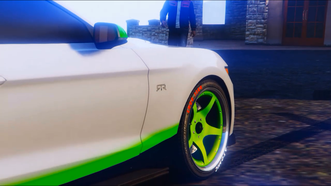 Ford Mustang Gt 702 Livery Gta5 Mods Com