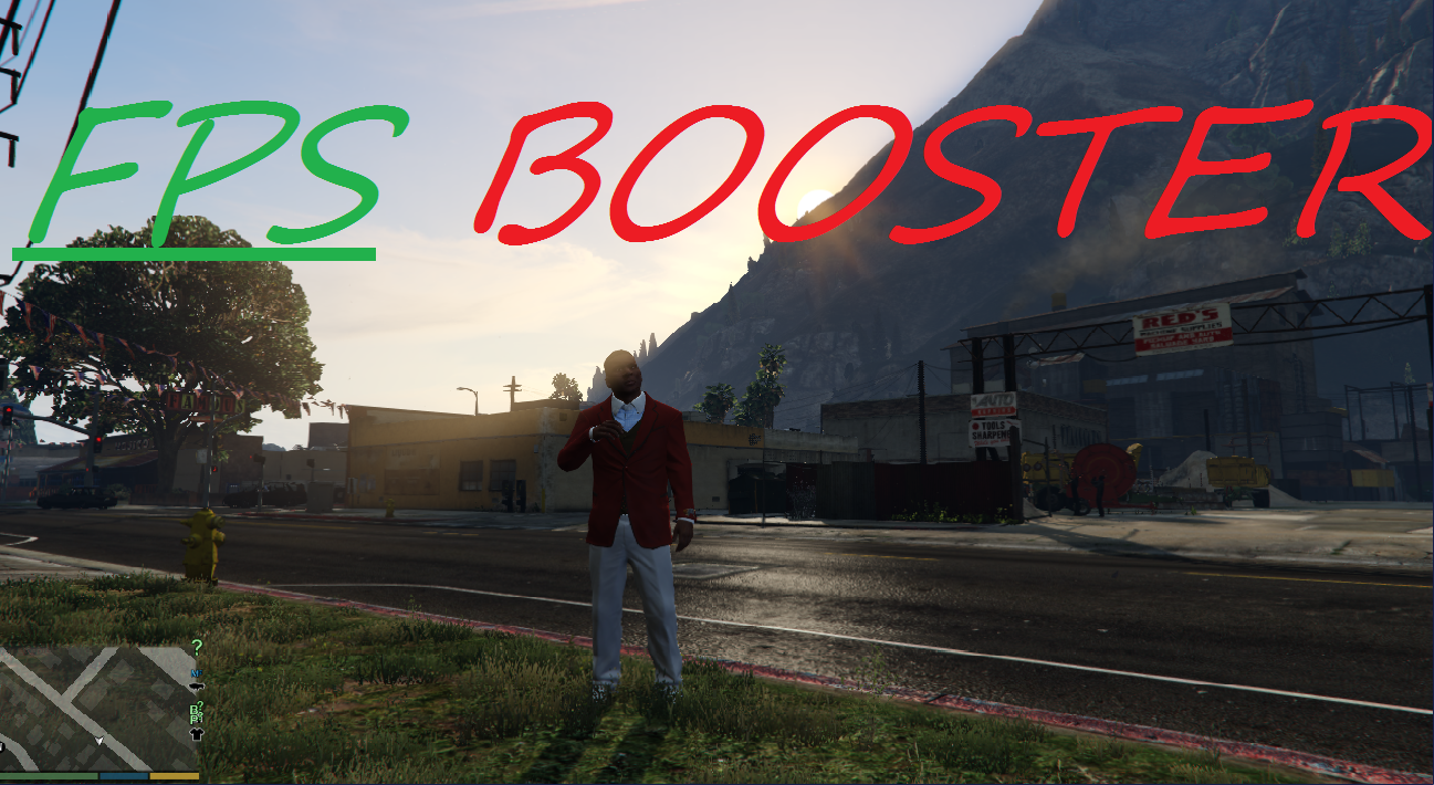 FPS Booster For Low End PCs - GTA5-Mods com