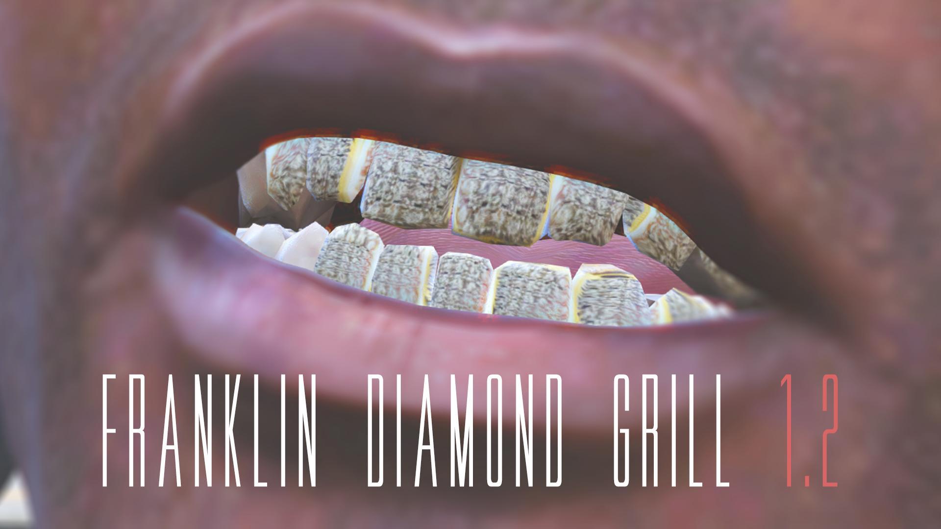 Franklin Diamond Grill Gta5 Mods Com