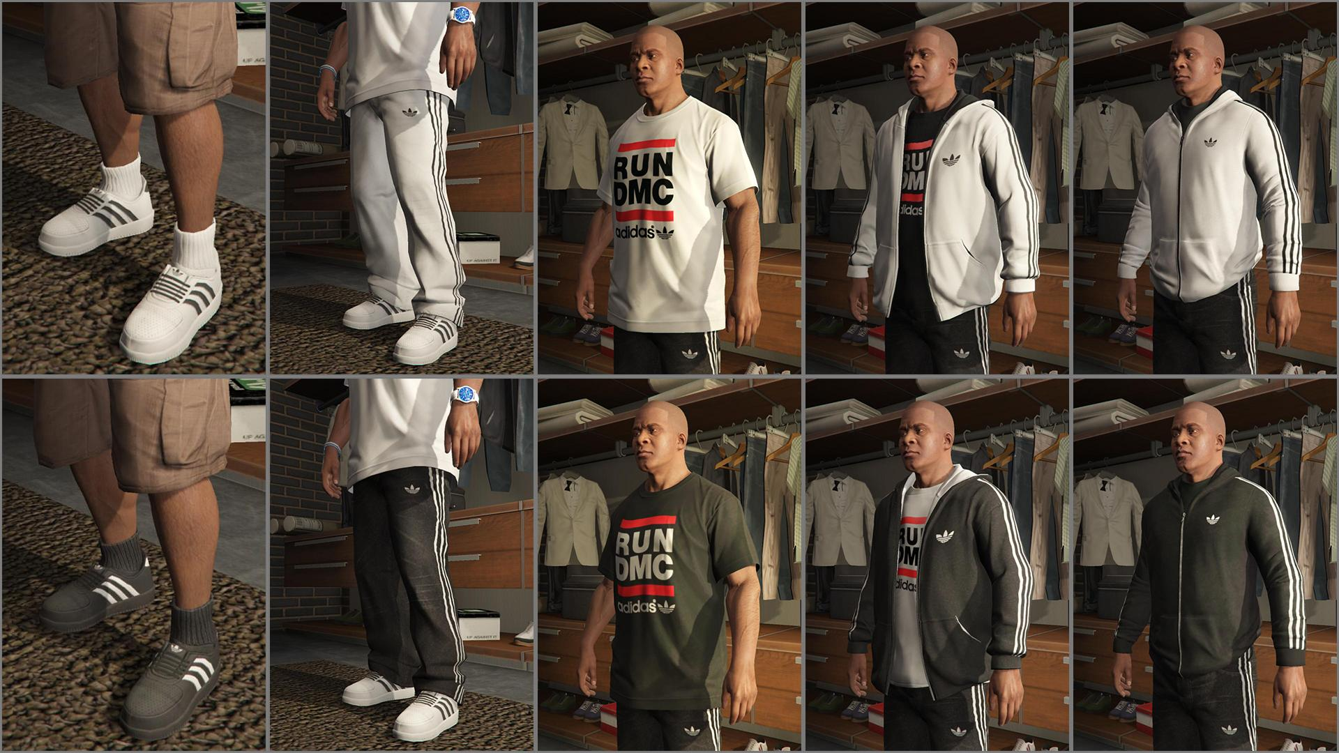 Gta 5 online clothing