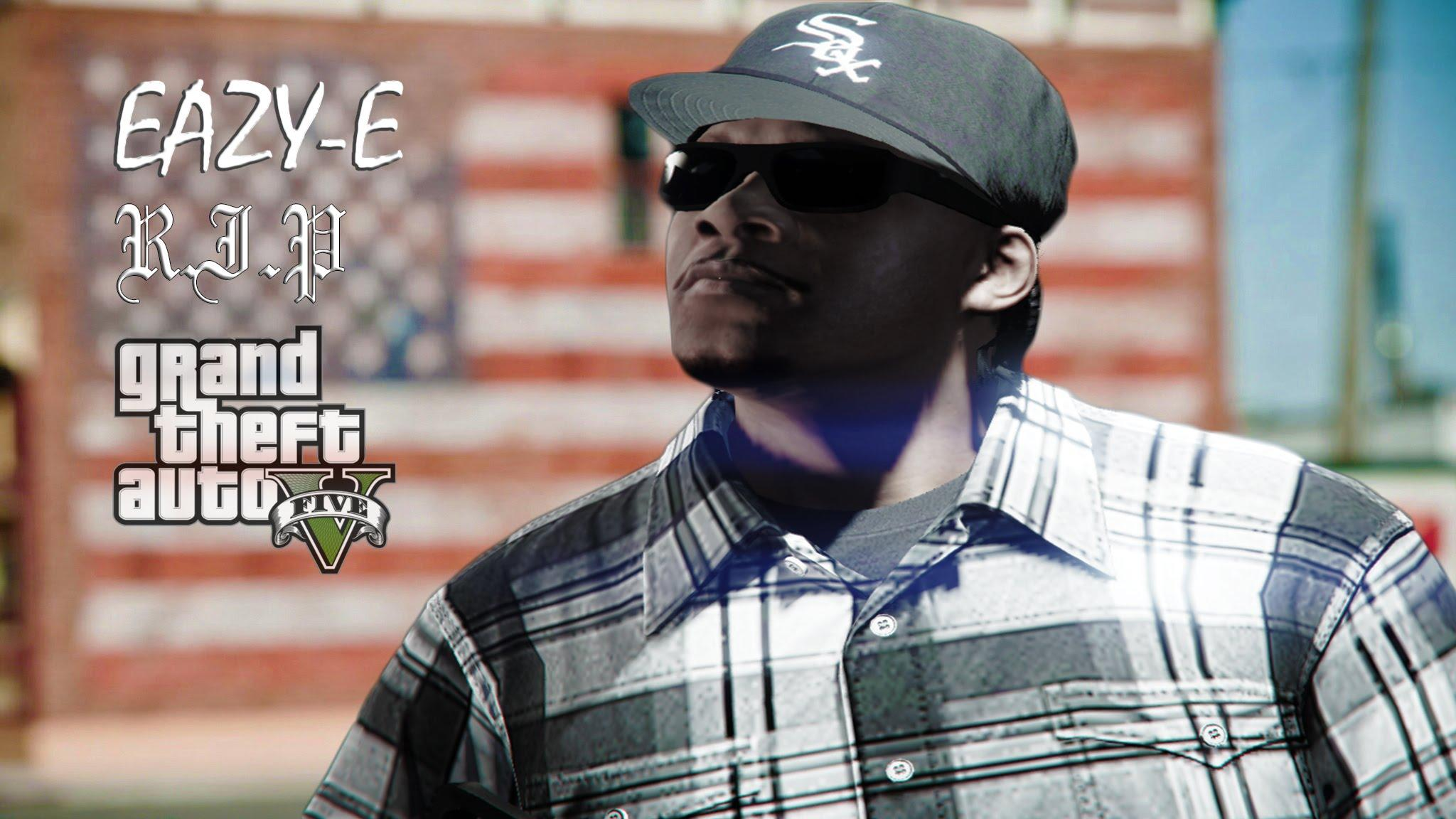 Eazy E: Franklin To Eazy-E