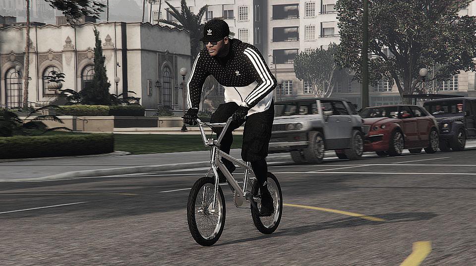 Fresh Adidas Outfit + New YEEZYs for Franklin - GTA5-Mods.com