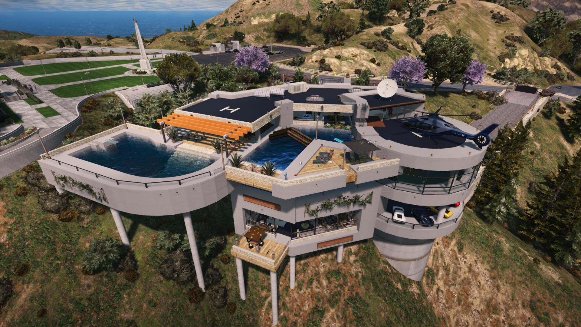 Galileo michael mansion gta5 for Find a house online