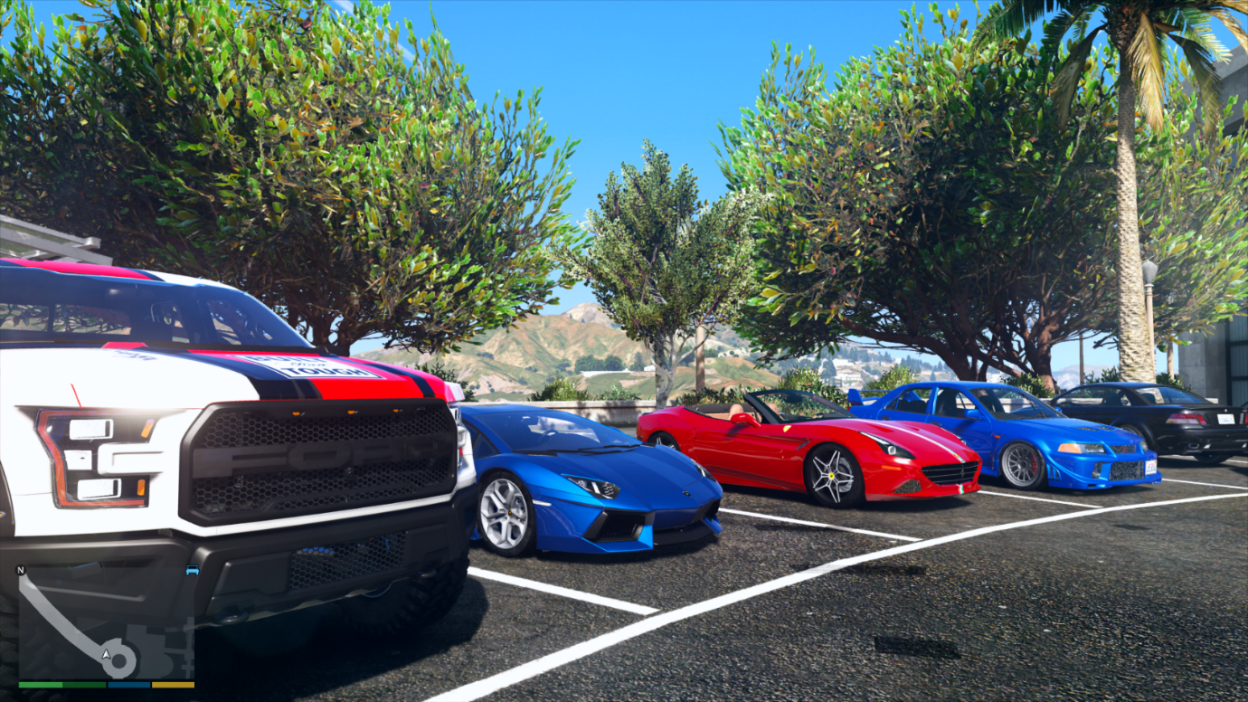 Gameconfig for GTA V Update v1 36 Add-On Vehicles V1 0