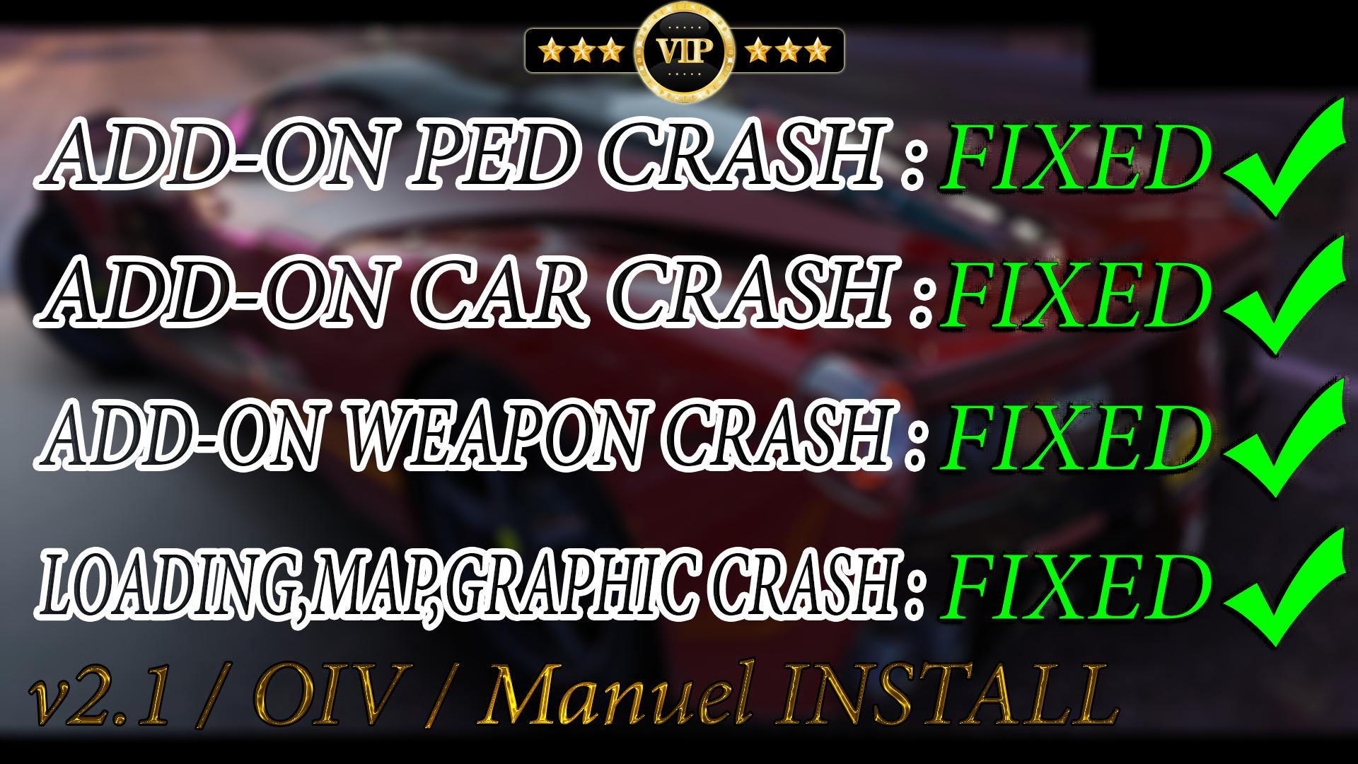 Gameconfig for Patch 1 0 1103 2 (Add-On Crash Fix) [OIV] - GTA5-Mods com