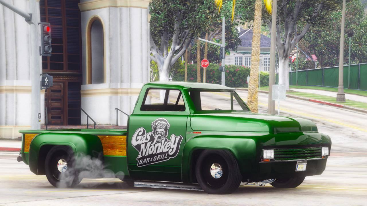 Gas Monkeys Hot Rod - GTA5-Mods.com