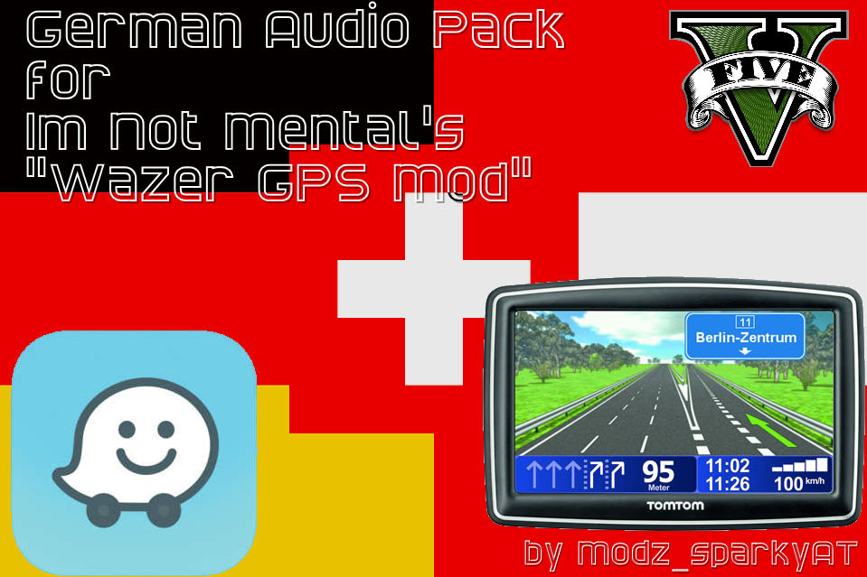 German Voice Pack for Im Not Mental's