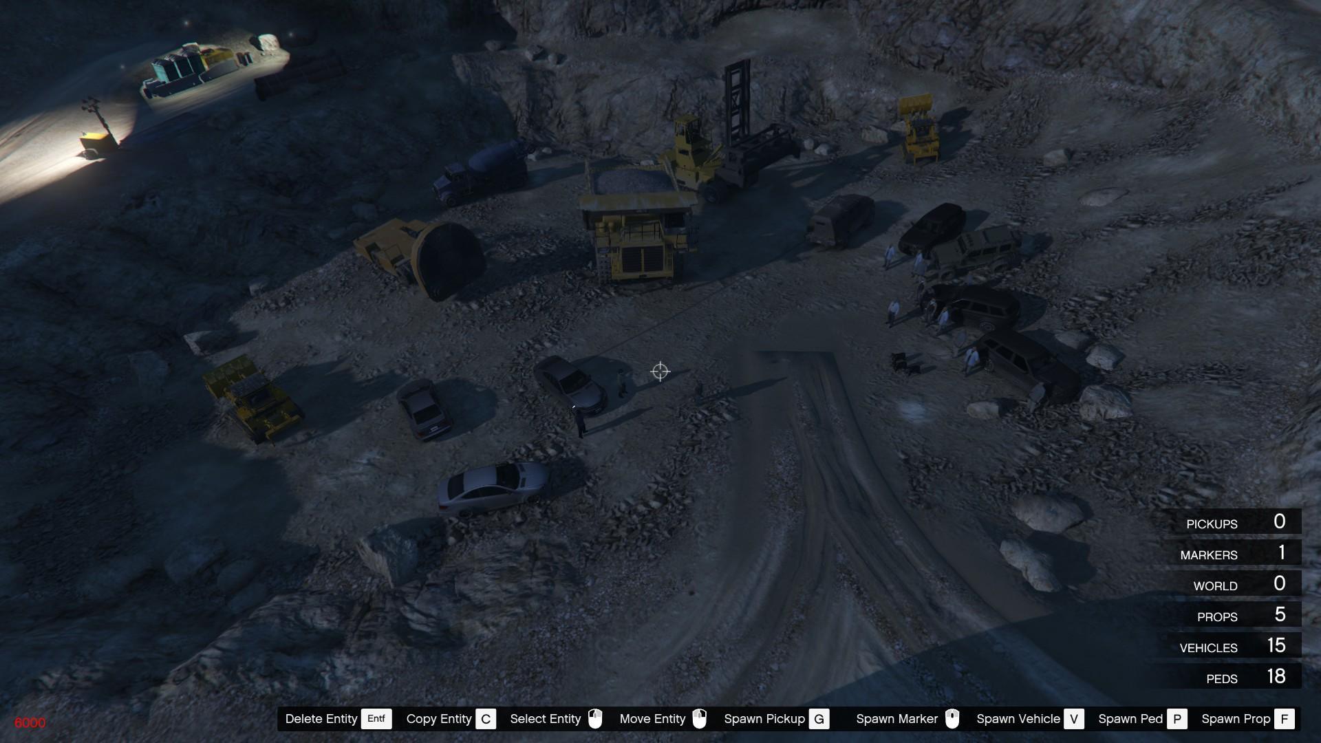 Ghost Rider Spirit of Vengeance Mine Battle - GTA5-Mods.com