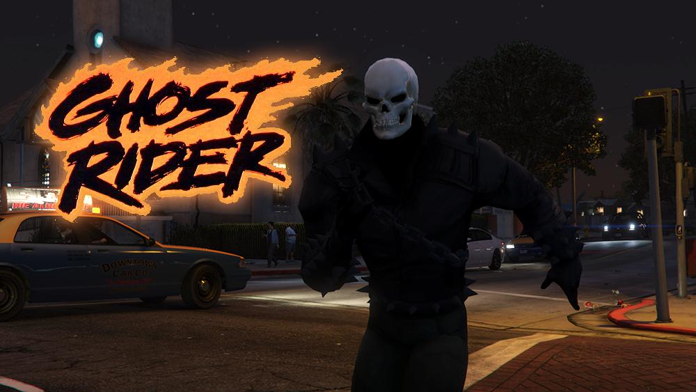 Ghost Rider - GTA5-Mods com