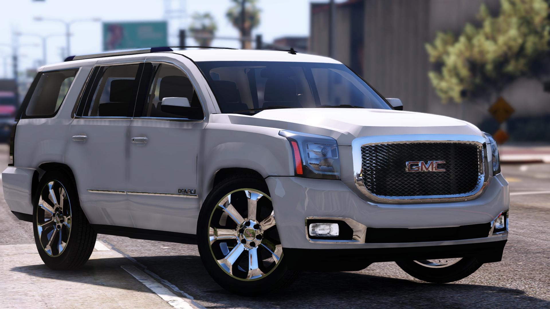 2016 Gmc Yukon Dtd Gta5 Mods Com