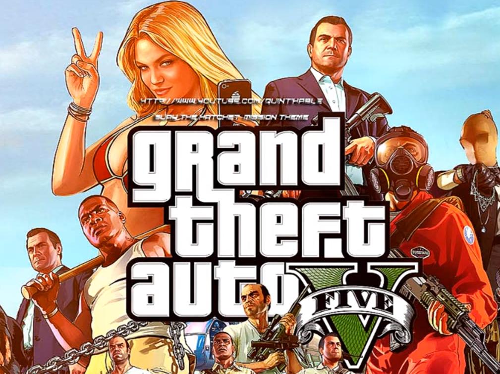 Grand Theft Auto Gta V Soundtrack Bury The Hatchet Mission