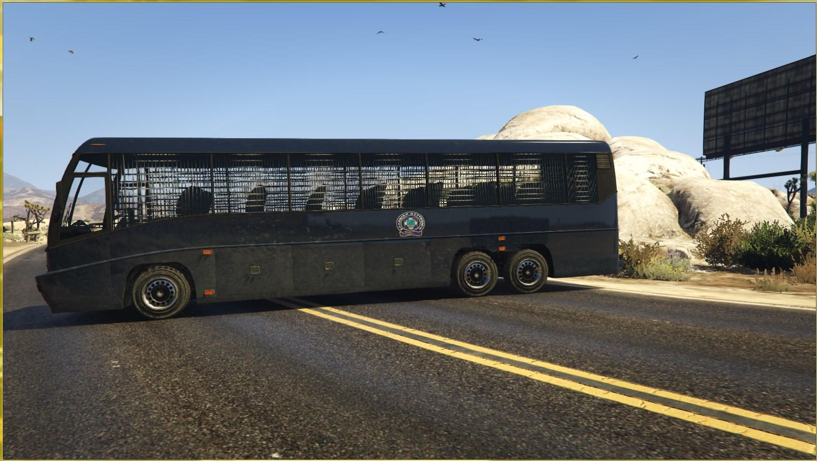Greek police bus gta5 for Police tours