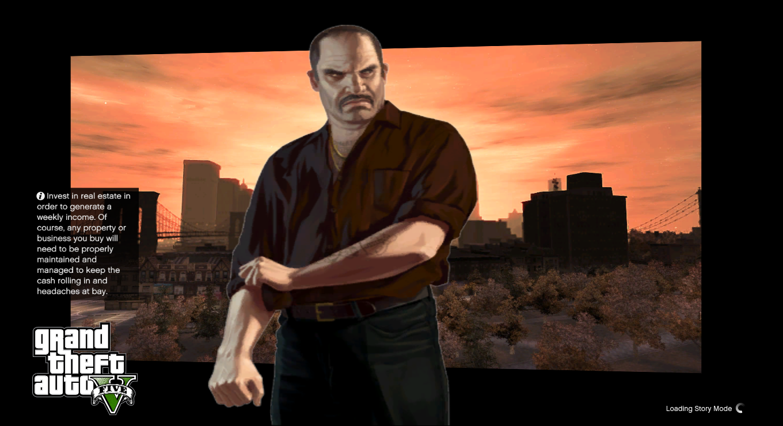 GTA IV Loading Screens - GTA5-Mods com