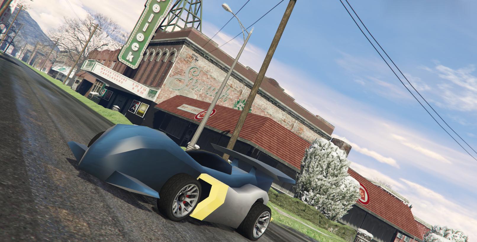 GTA III: RC Bandit - GTA5-Mods com