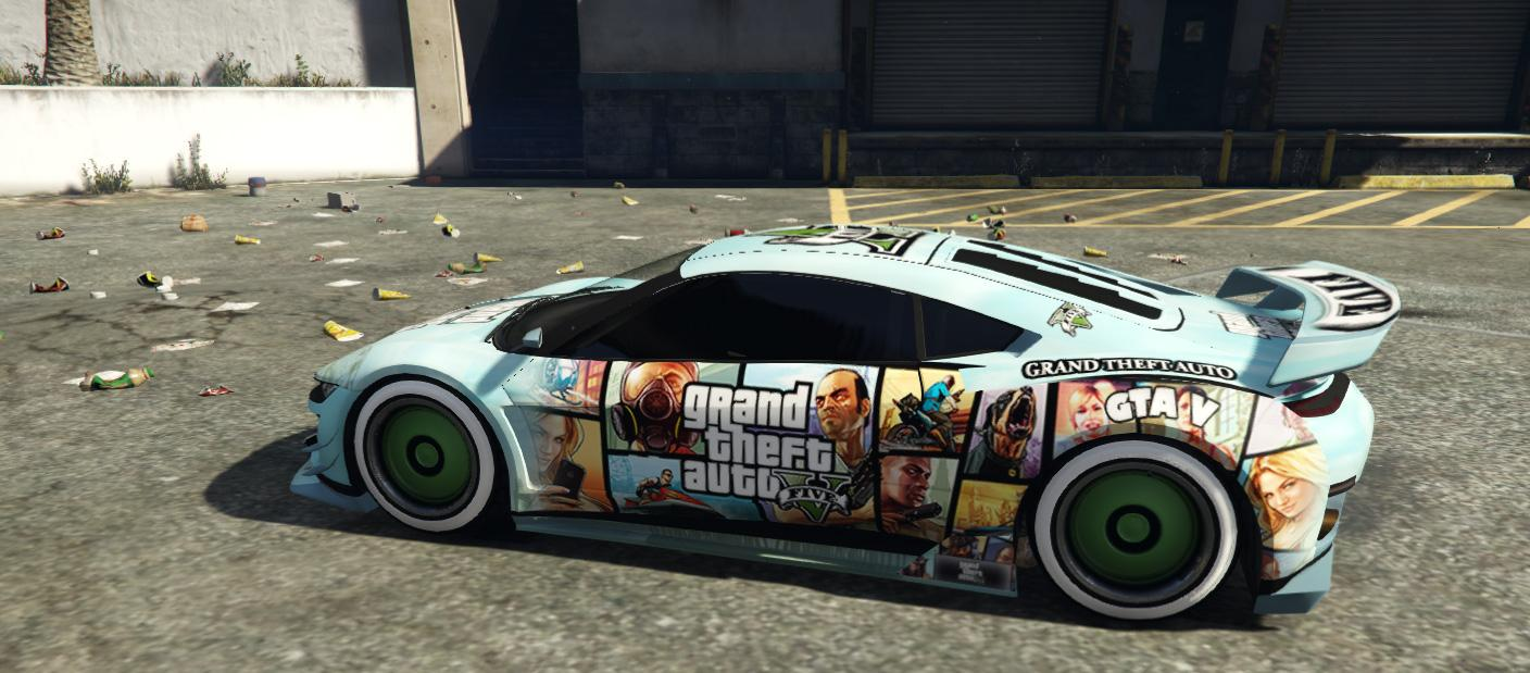 Can You Sell Custom Cars In Gtav