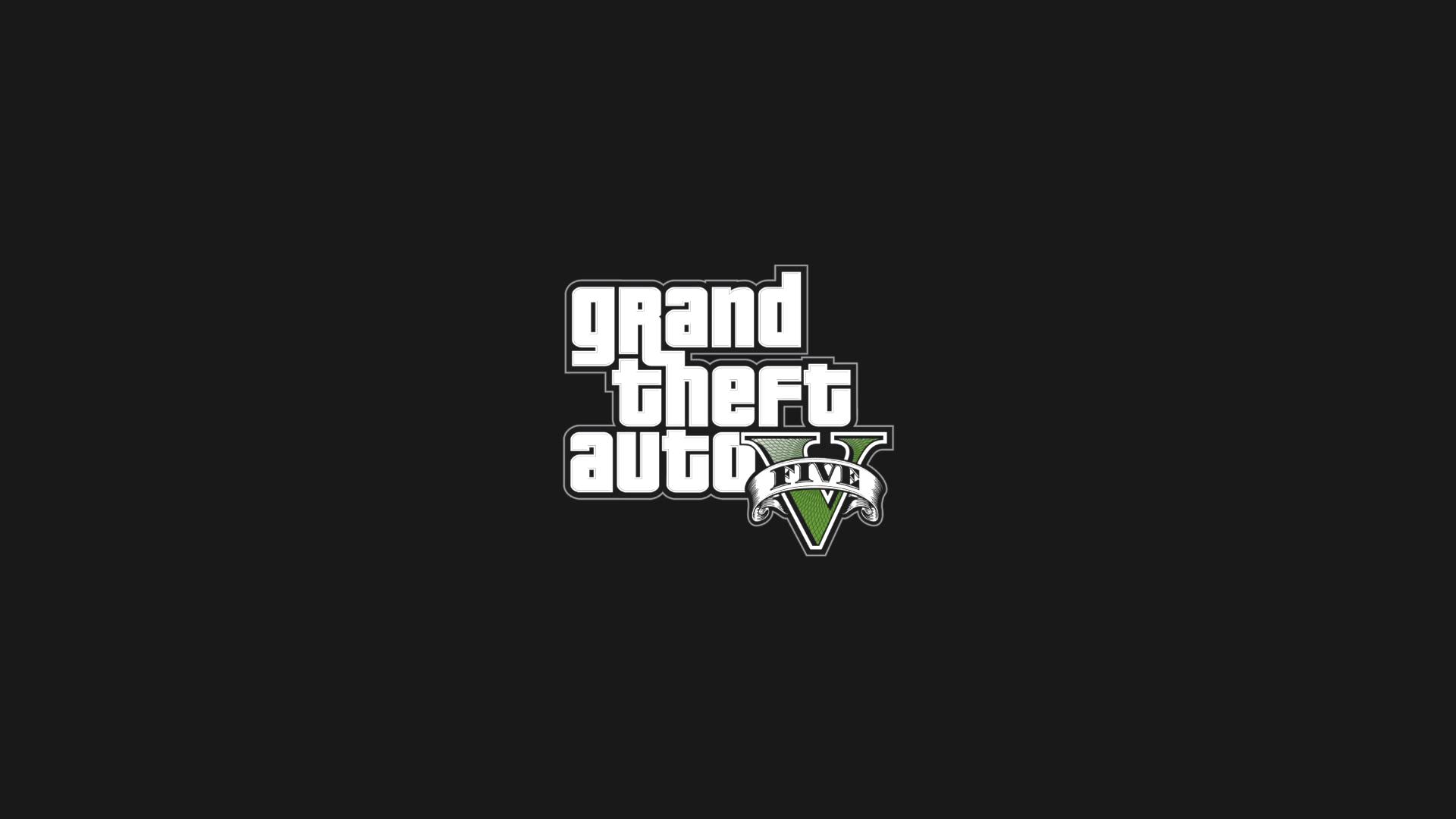 GTA V Logo - Intro Screen - GTA5-Mods.com
