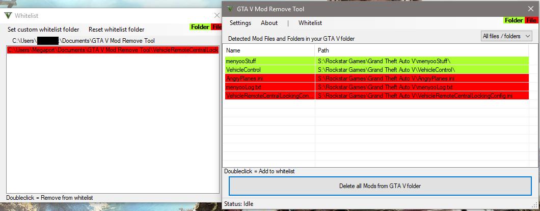 GTA V Mod Remove Tool - GTA5-Mods com