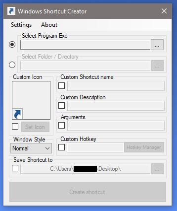 Windows Shortcut Creator - GTA5-Mods com