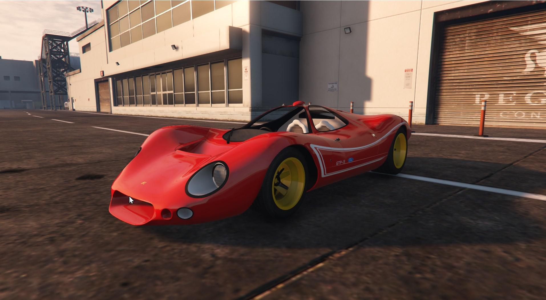 Porsche Macan Forum >> GTP-13 -Gran Turismo Prototype 2013 - GTA5-Mods.com