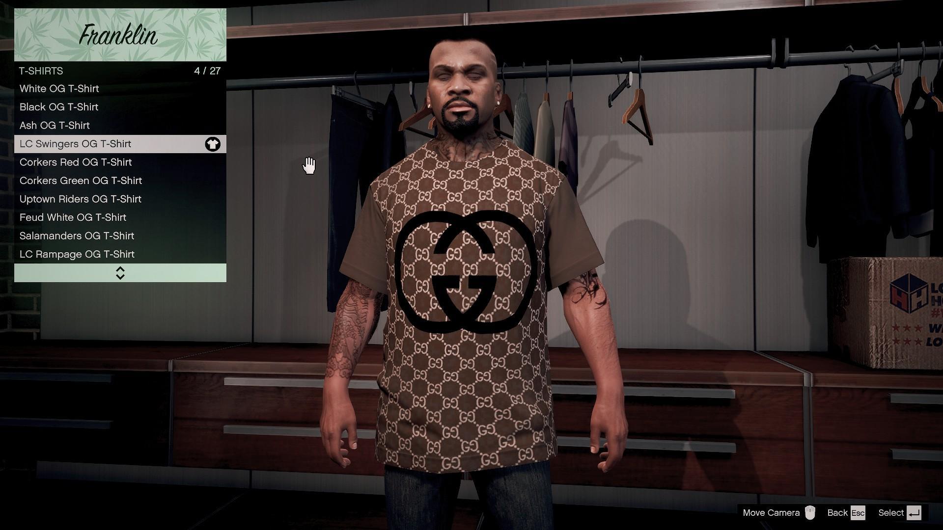 Gucci Shirt - GTA5-Mods.com
