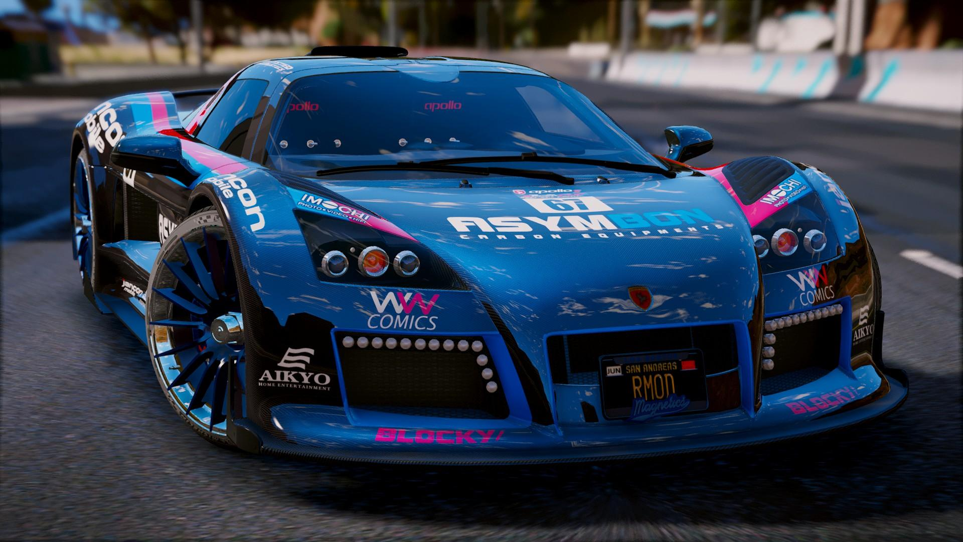 Gumpert Apollo S Add On Gta5 Mods Com