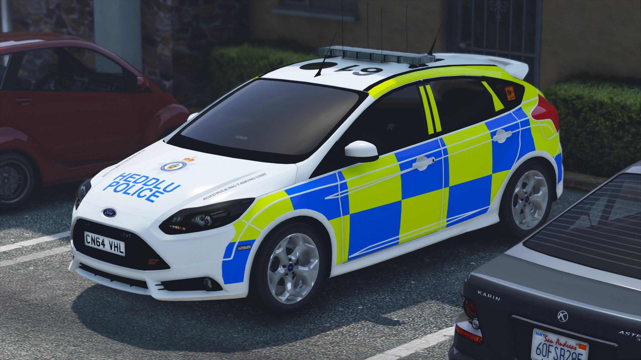 gwent police ford focus st gta5. Black Bedroom Furniture Sets. Home Design Ideas