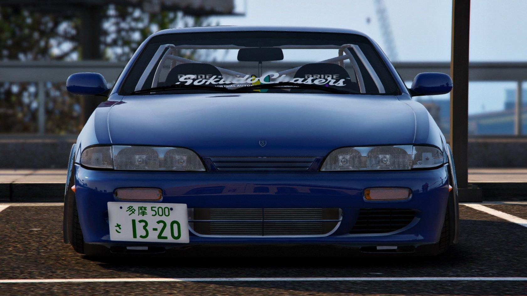 Nissan S14 Zenki Improved Handling Gta5 Mods Com