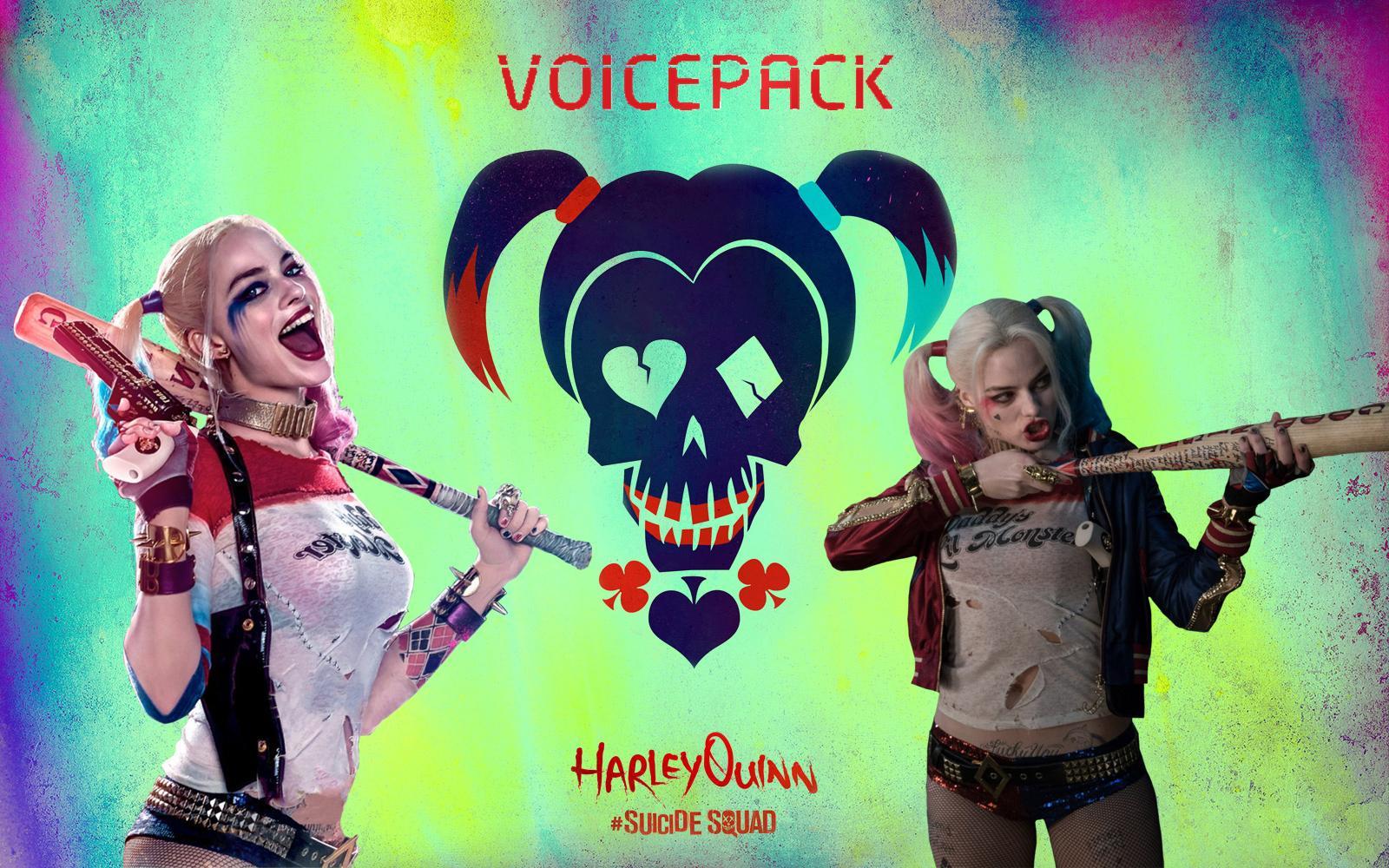 Harley Quinn Suicide Squad Voice Pack - GTA5-Mods.com