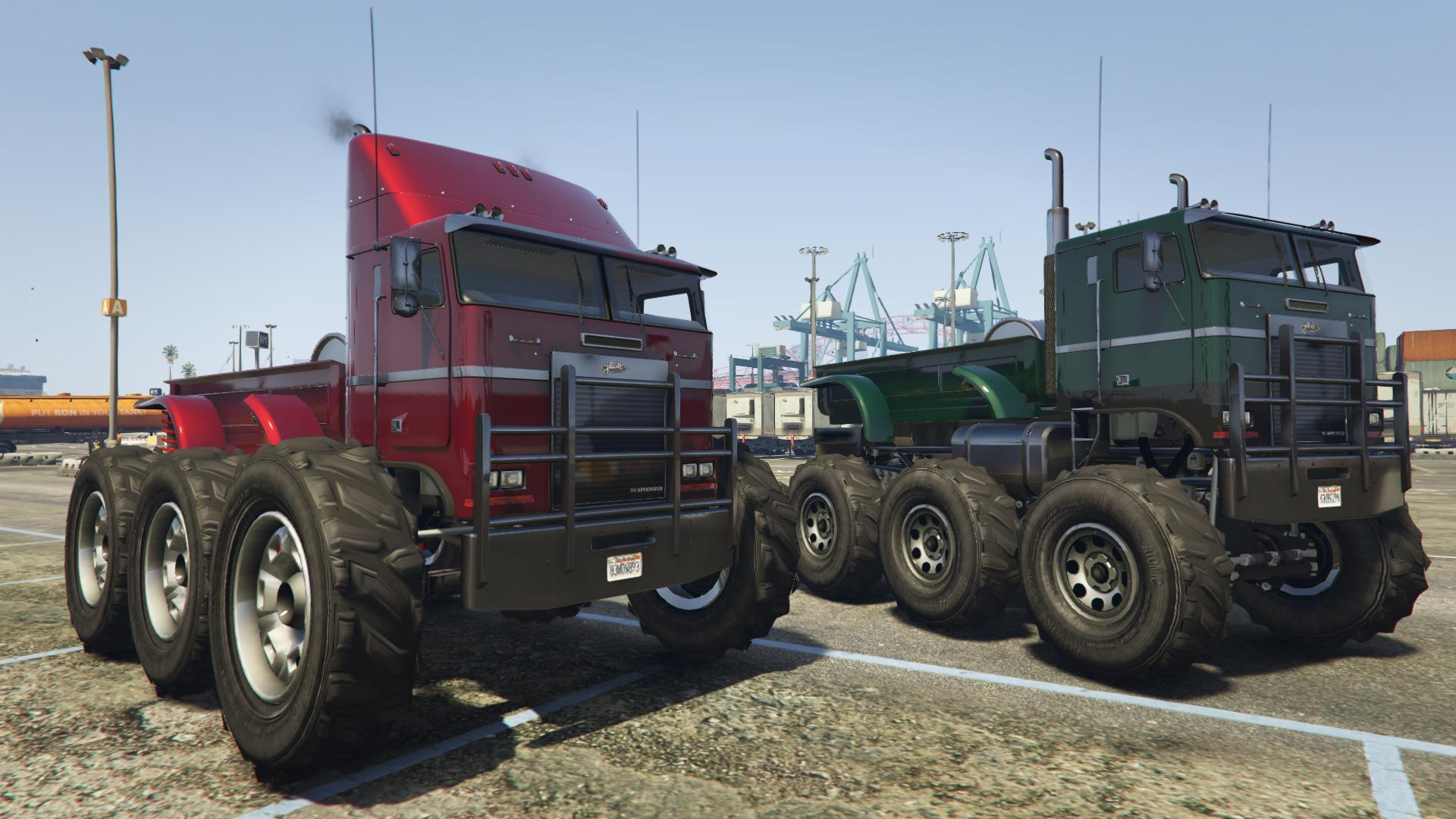 hauler rally truck add on replace gta5. Black Bedroom Furniture Sets. Home Design Ideas