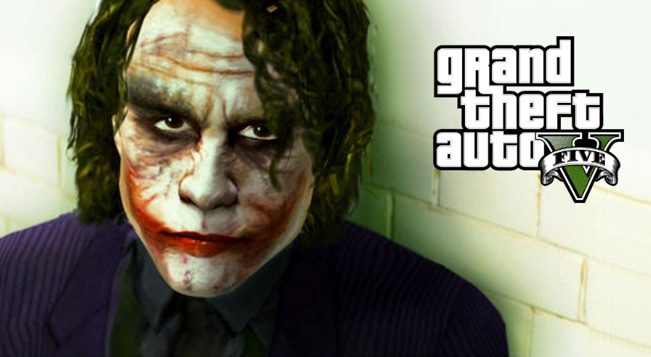 Heath Ledger's Joker [Add-On Ped] - GTA5-Mods.com