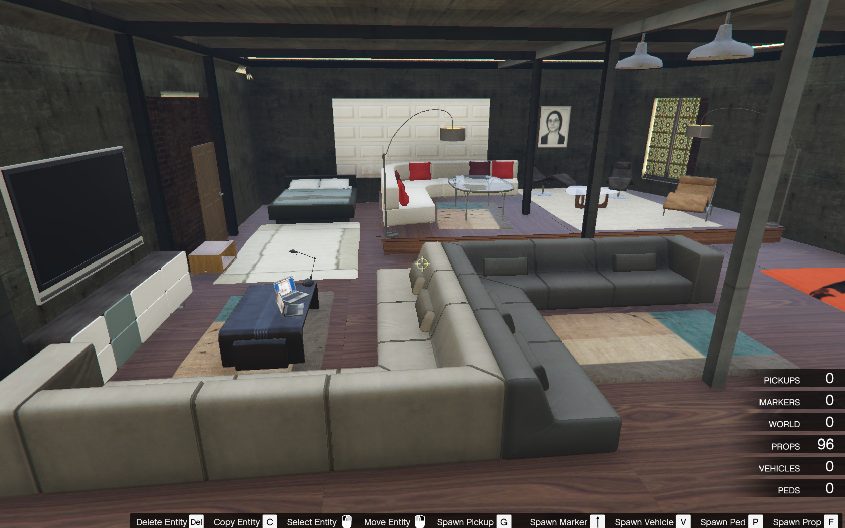 New home interior simple trainer gta5 mods com
