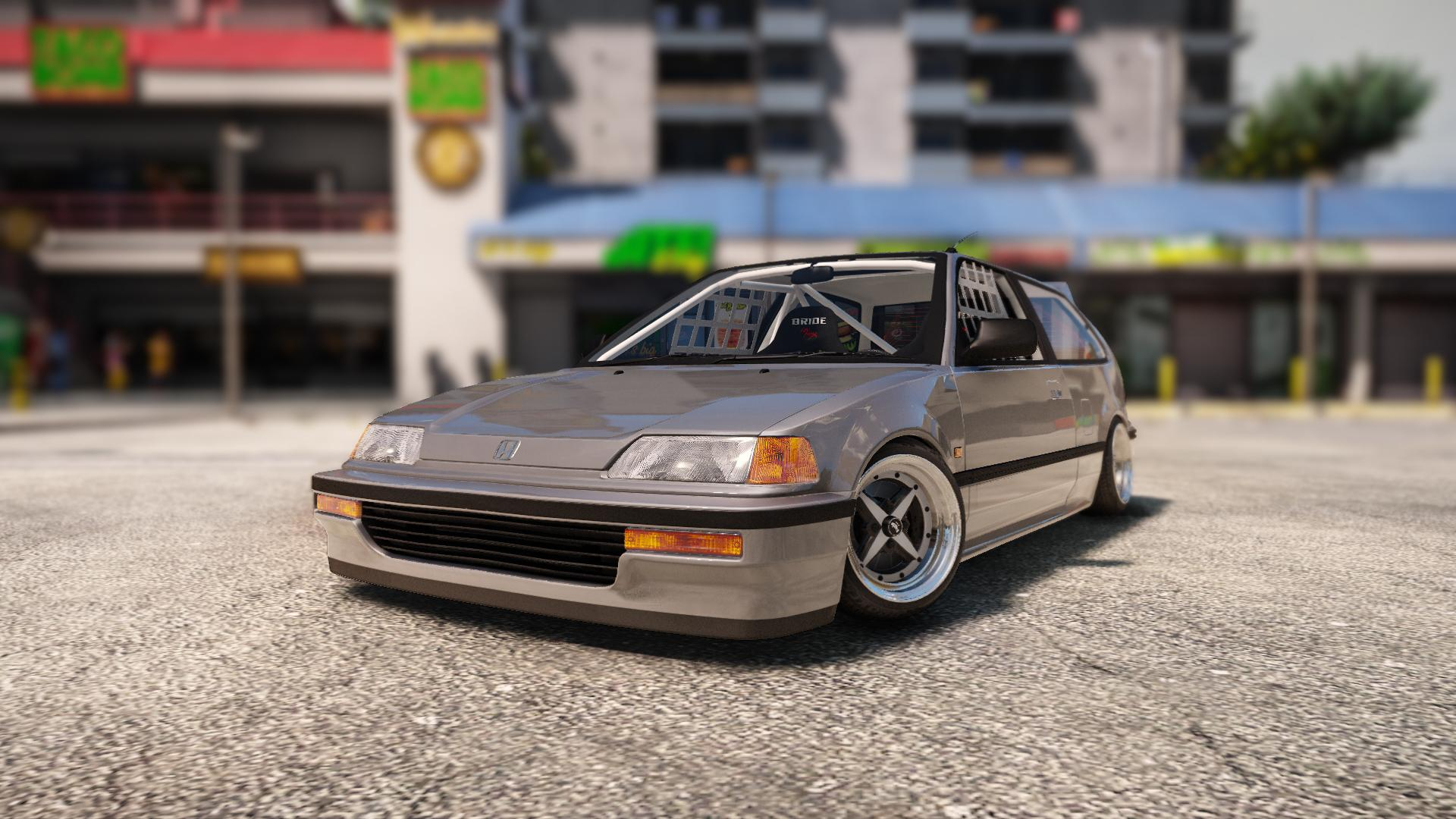 honda civic ef add  tuning gta modscom
