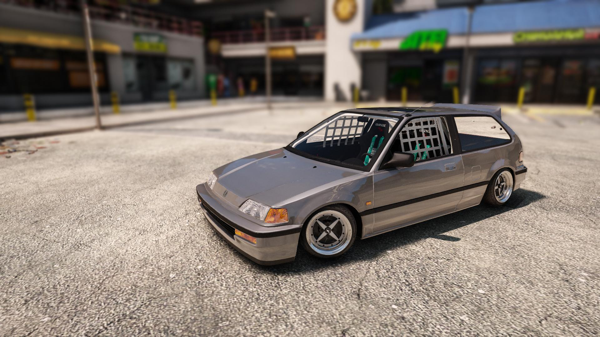 honda civic ef9 add on tuning gta5. Black Bedroom Furniture Sets. Home Design Ideas