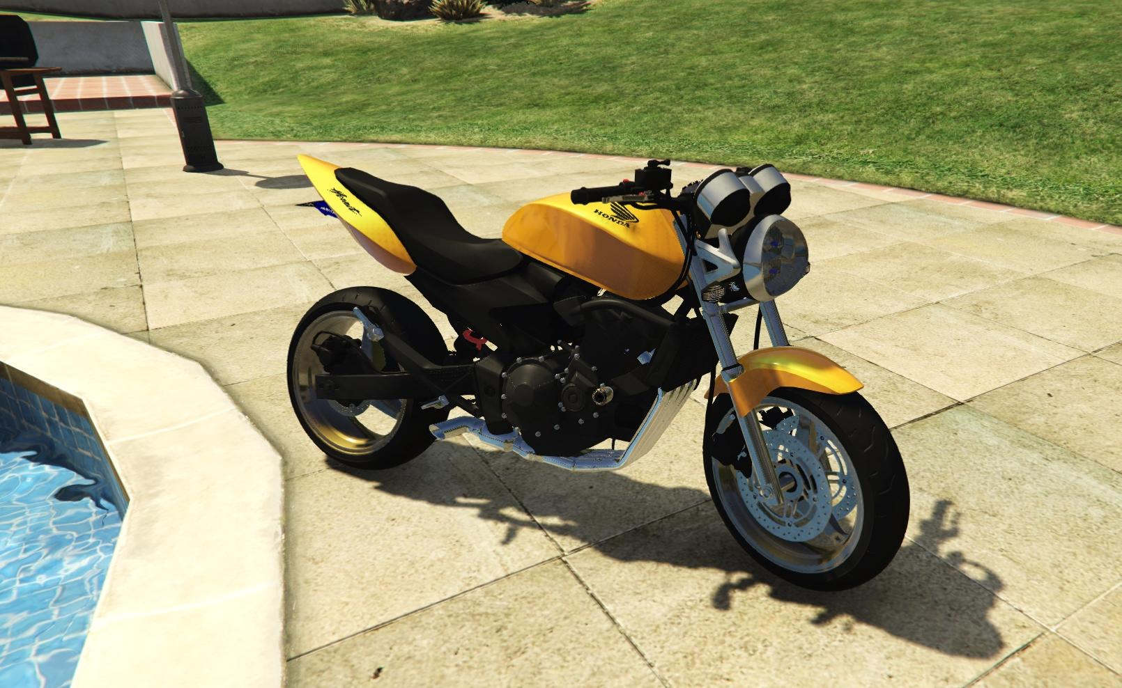 honda hornet carburada replace tuning gta5. Black Bedroom Furniture Sets. Home Design Ideas