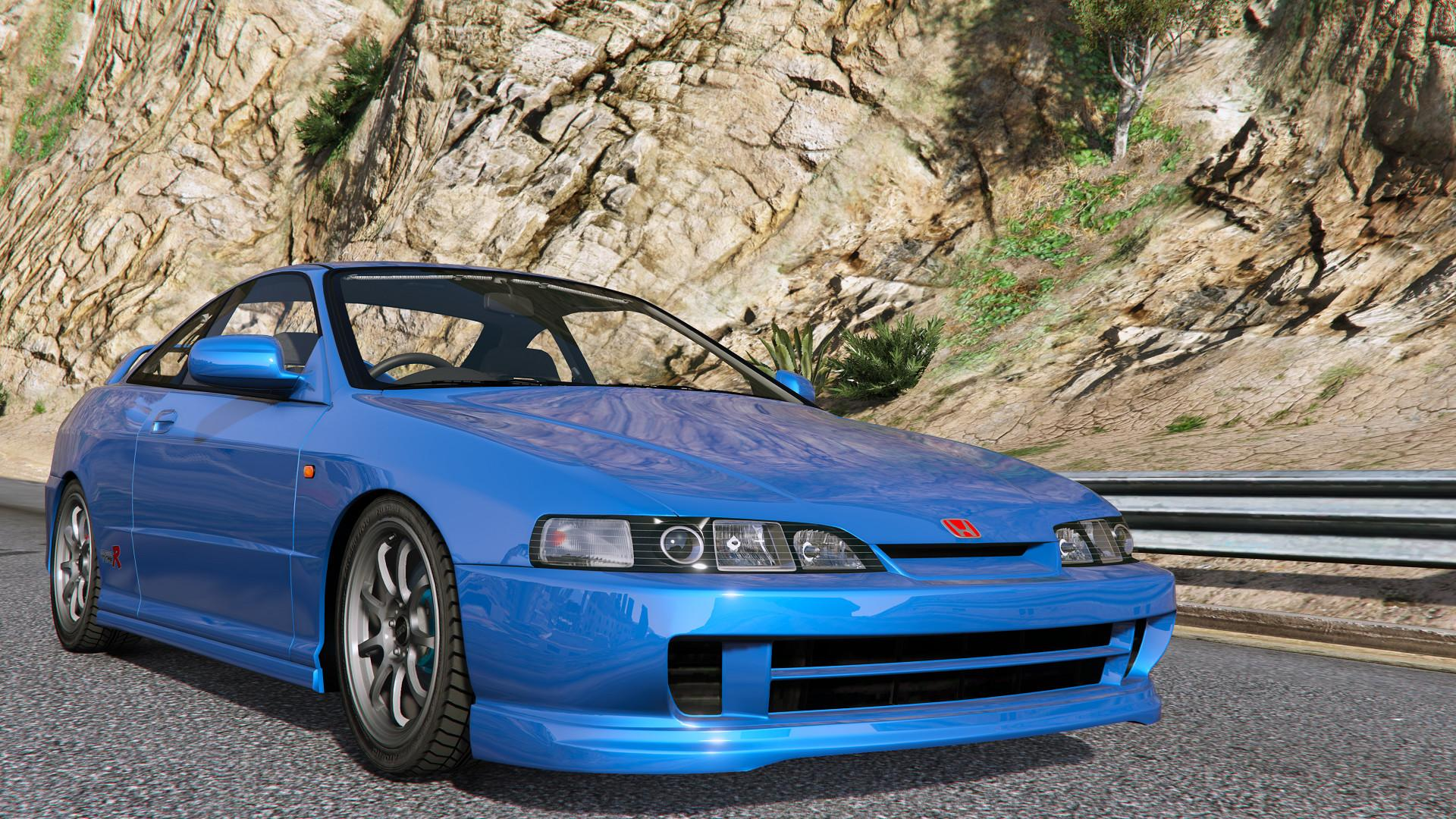 Honda Integra Type-R (DC2) [Add-On / Replace]