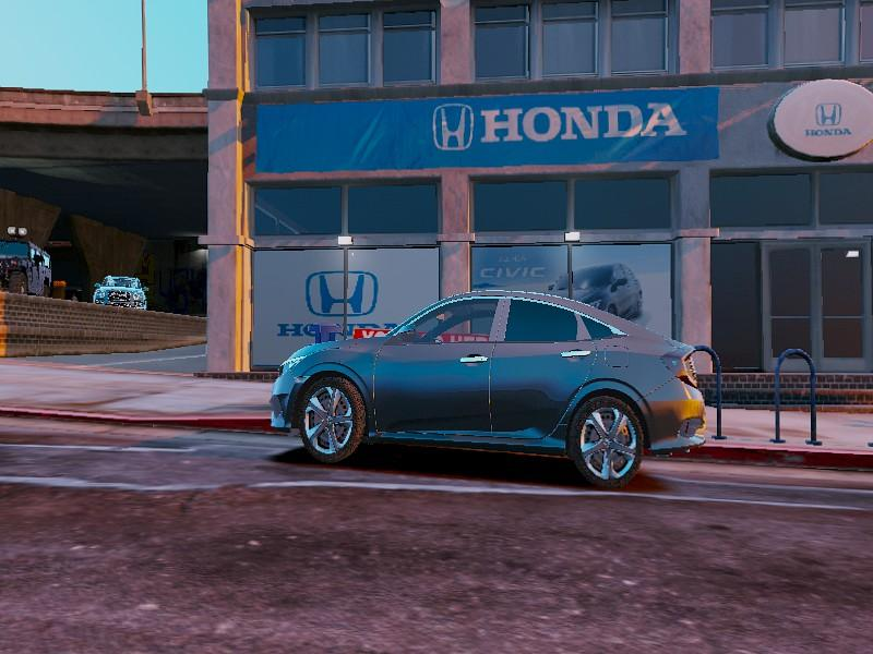 Honda of downtown los angeles gta5 for Honda of downtown