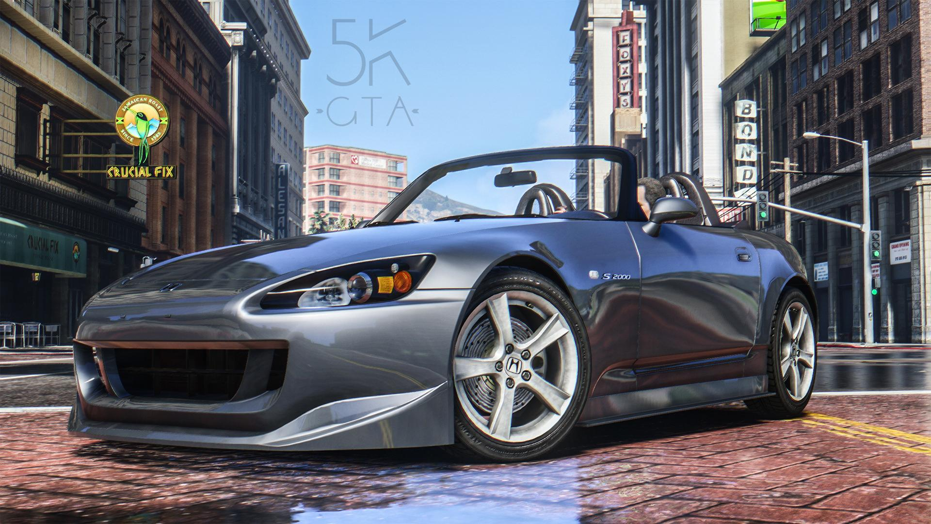 Honda S2000 AP2 [Add-On]