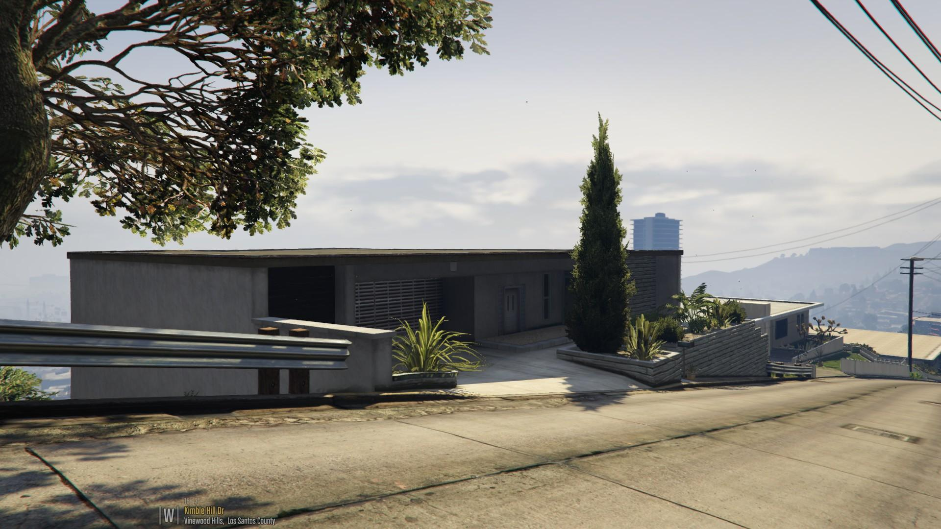A Home In The Hills - Grand Theft Auto Wiki - Neoseeker