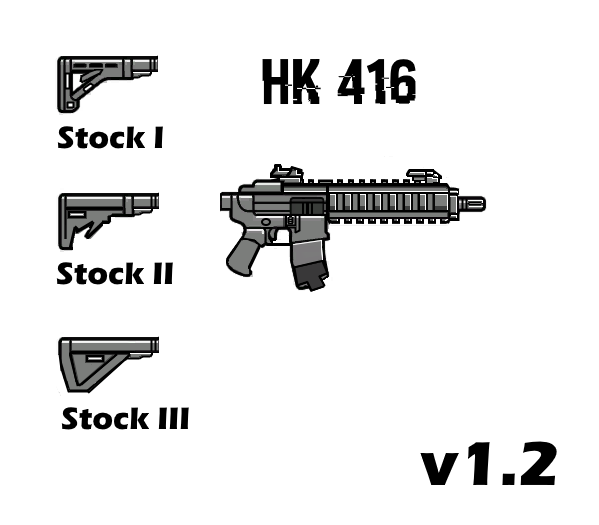 Icons For Jridah's Weapons