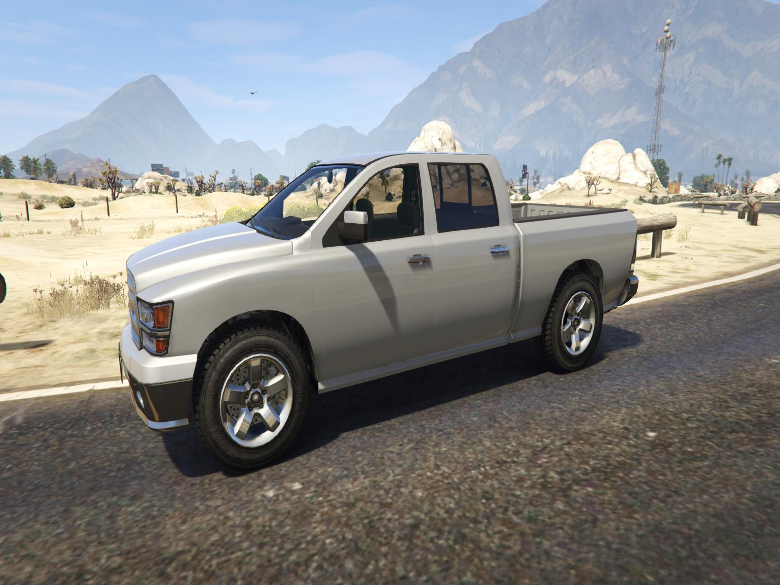 Bravado Bison Gta 5 Improved Bravado Bison...