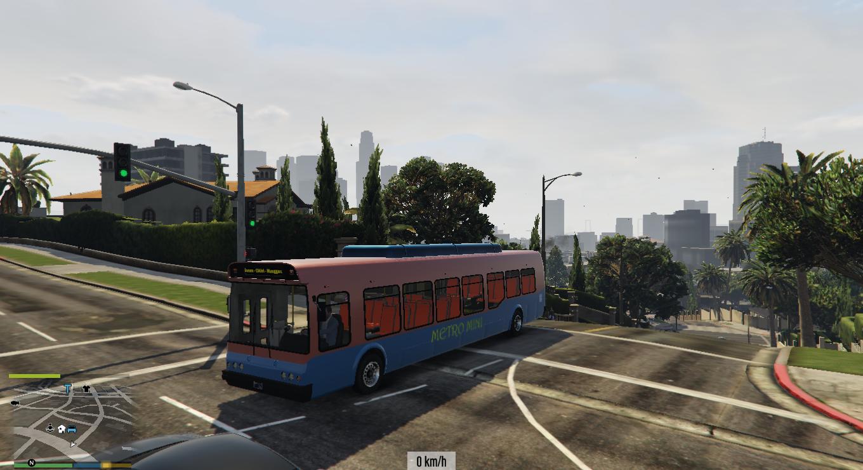 Mega Indonesian Metro Mini (Public Bus) - GTA5-Mods.com CW85
