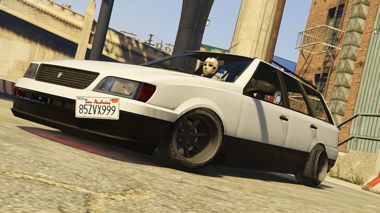 ingot stance nation gta5