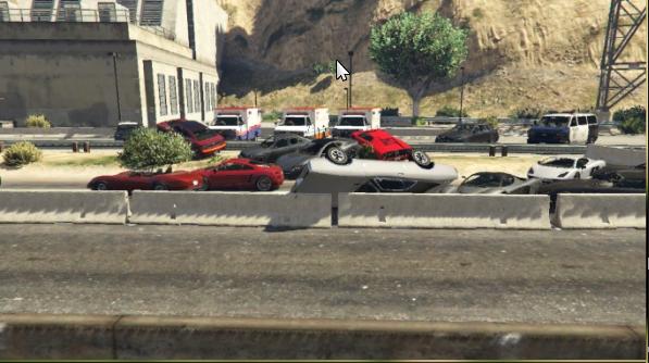 Insane Car Crash - GTA5-Mods com