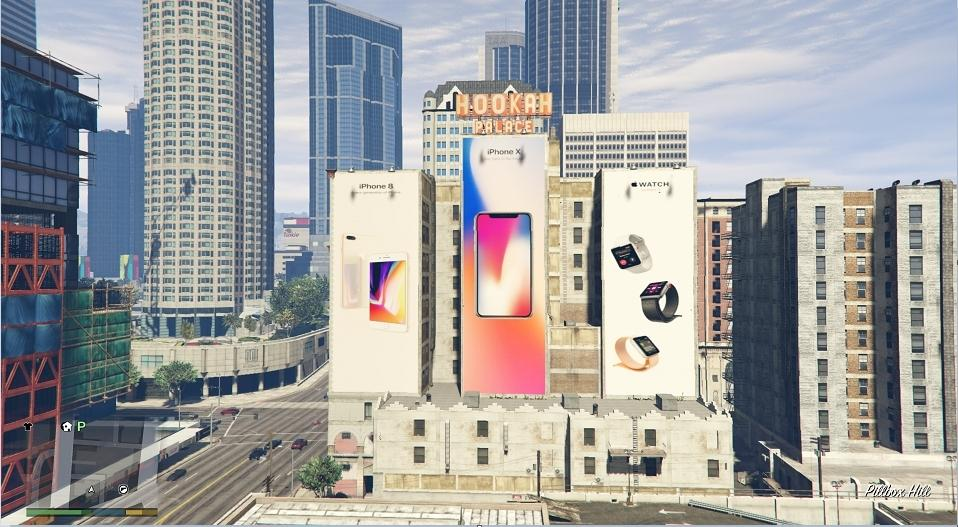 when was the iphone released iphone 8 iphone x apple advertisement gta5 2367